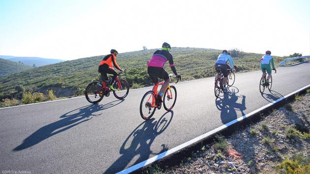 Vélo de route et hôtel 4 étoiles pour votre séjour à Peniscola en Espagne
