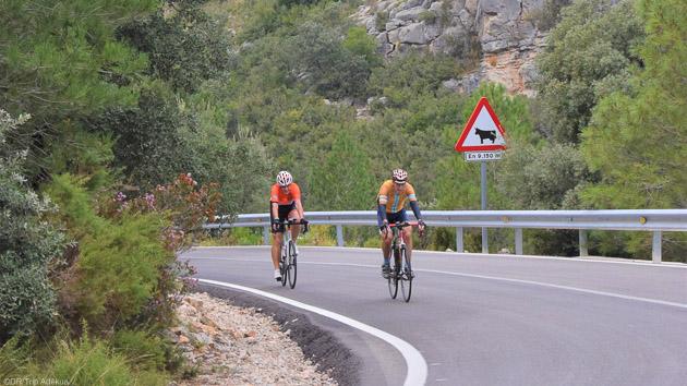 Découvrez les plus beaux cols d'Espagne à vélo
