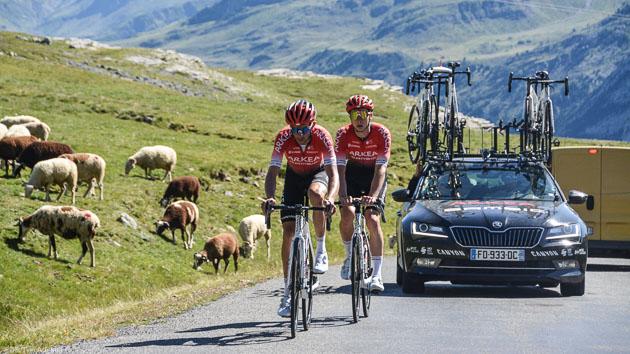 Découvrez les plus belles routes des Pyrénées à vélo