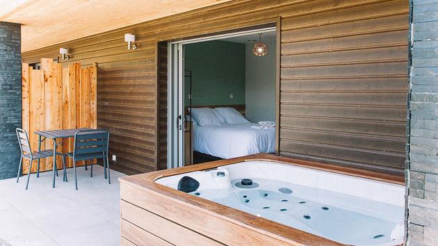 Piscine, jacuzzi ou encore sauna pour votre séjour vélo dans les Pyrénées