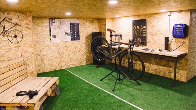 Tout l'équipement nécessaire à un séjour vélo de luxe dans les Pyrénées