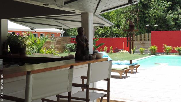 Circuit vélo en Guadeloupe avec hébergement en chambre d'hôtes
