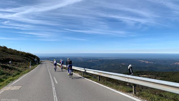 Roulez sur les plus beaux itinéraires cyclo de l'Algarve au Portugal