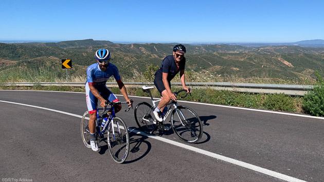 Parcourez les plus beaux itinéraires cyclo route de l'Algarve au Portugal