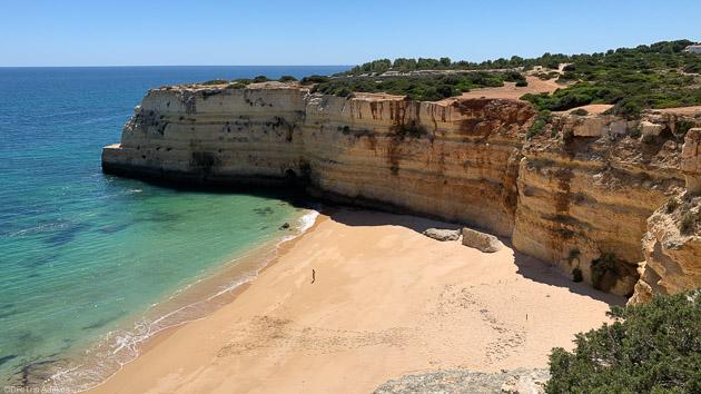Découvrez la beauté de l'Algarve au Portugal pendant votre séjour vélo de route