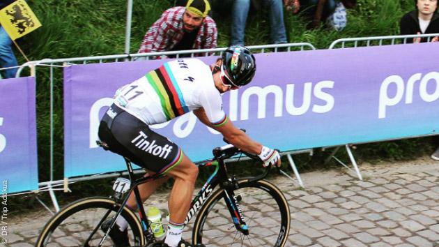 Pendant votre séjour, vous roulez et vous encouragez les cyclistes pro sur le parcours du Tour des Flandres