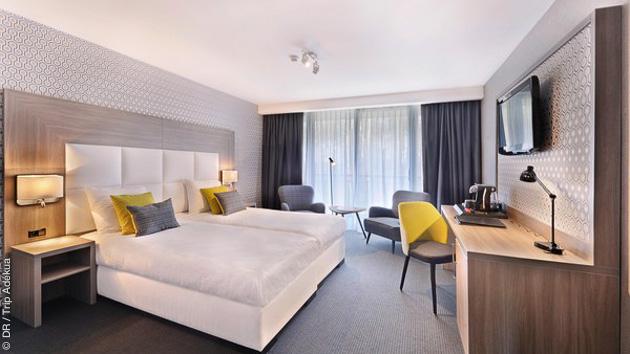 Un séjour d'entrainement cycliste sur le parcours du Tour des Flandres avec hébergelent en hôtel 4 étoiles