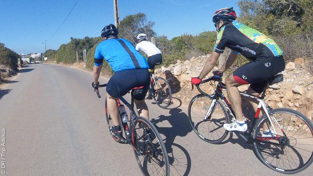 Une semaine de parcours cyclistes au Portugal, avec hôtel 5 étoiles