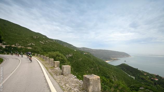 Chateaux et villages de pêcheurs au programme de ce séjour cycliste adapté à votre niveau au Portugal