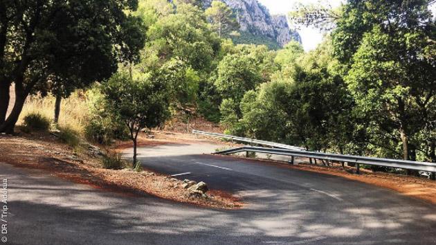 les routes superbes de Majorque pour un stage cyclosportif au chaud