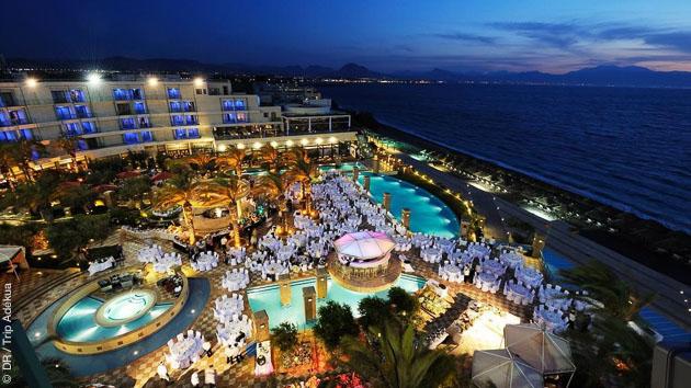 Séjour vélo exceptionnel en Grèce avec hébergement en hôtel 5 étoiles sur les bords de la mer ionienne