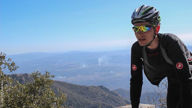 Stage cycliste avec l'AVC Aix sur les routes de Catalogne