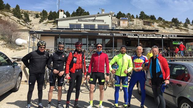Venez parcourir l'itinéraire cyclo mythique du Mont Ventoux