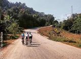 Un séjour cycliste avec encadrement, minibus suiveur, massages - voyages adékua