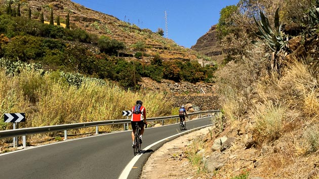 Votre séjour cyclo à Gran Canaria en Espagne