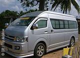 Encadrement, minibus suiveur, massage après les sorties pendant votre stage vélo à Pattaya - voyages adékua