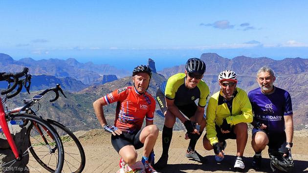 Des vacances vélo inoubliables aux Canaries
