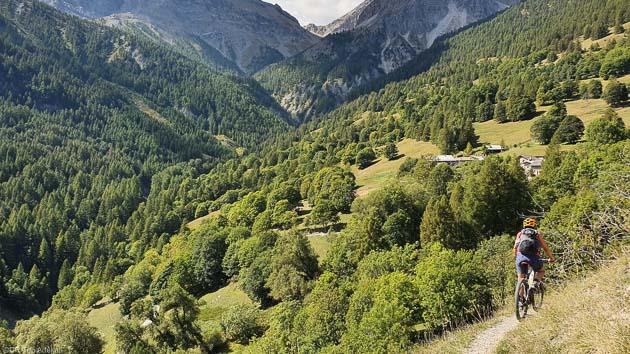 Des vacances VTTAE pour découvrir les plus beaux sentiers su Piémont italien