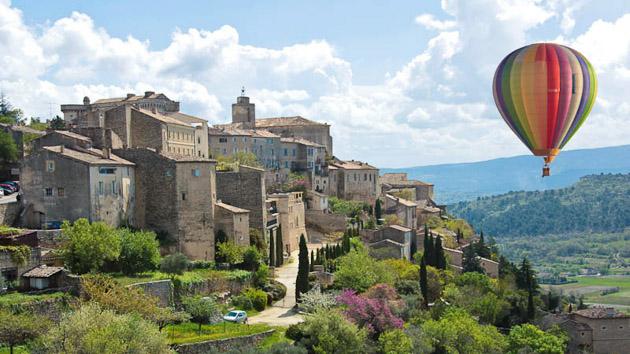 Découvrez en roulant les plus beaux itinéraires cyclo du Luberon