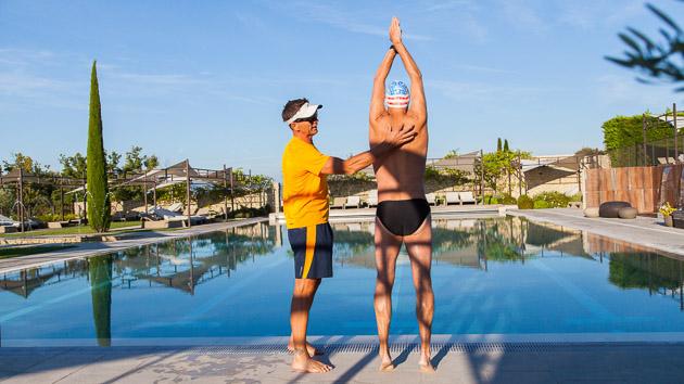 Venez profiter d'une péparation physique au triathlon dans le Luberon
