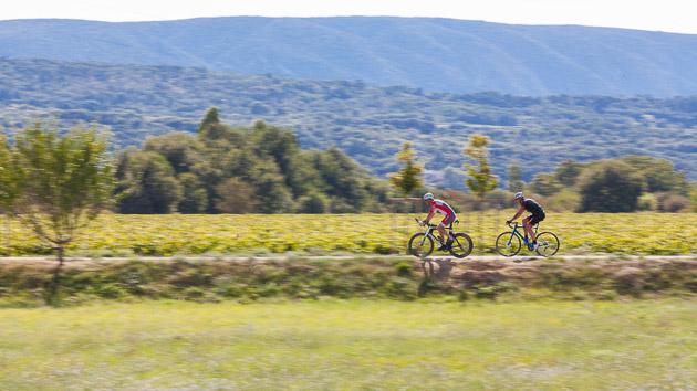 Un séjour vélo de route pour découvrir le Luberon en France