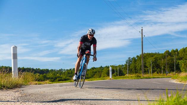 Votre séjour vélo de route préparation triathlon dans le Luberon