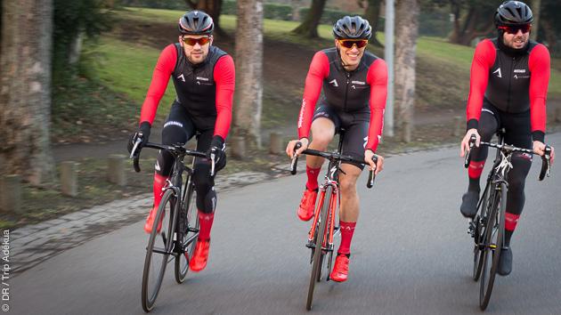 Stage cyclosportif sur les routes des Classiques Ardennaises en Belgique