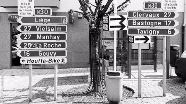 Un finish en beauté pour ce stage vélo avec un guide pro en Belgique