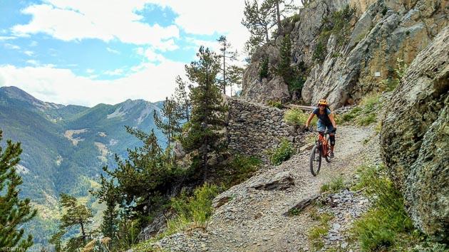 3 jours de VTT à Briançon dans les Hautes-Alpes
