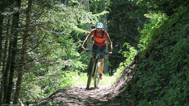 Un court séjour de rêve pour découvrir les sentiers VTT des Hautes-Alpes