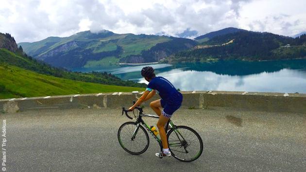 Les étapes du Tour de France 2016, avec le col de la Colombière à grimper en vélo, comme les pros !