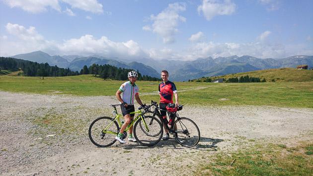 Une traversée des Pyrénées en vélo de route