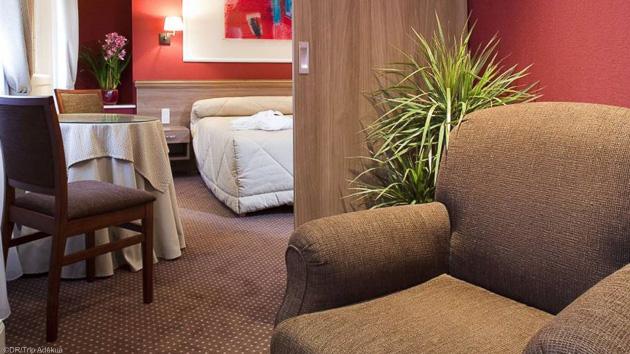 Vos hébergement en hôtel 3 étoiles pour un séjour cyclo de rêve