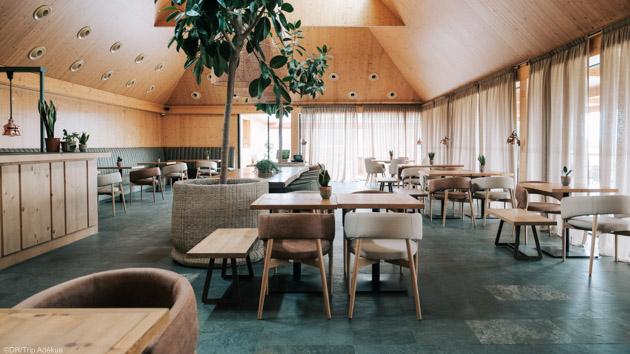 Savourez vos dîners dans l'un des restaurants de votre hôtel 4 étoiles au Portugal