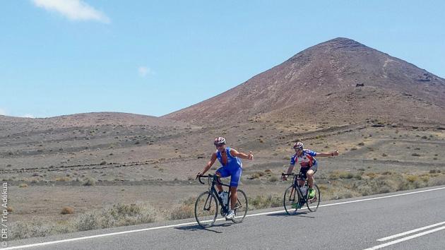 Séjour cycliste en liberté à Lanzarote