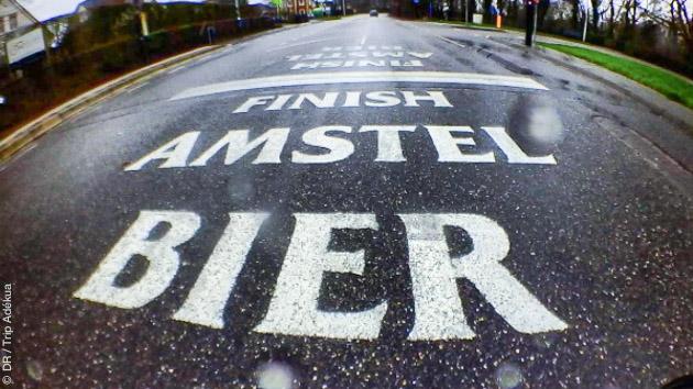 Week end exceptionnel au coeur de l'Amstel Gold Race au plus près des équipes professionnelles de cette course cycliste