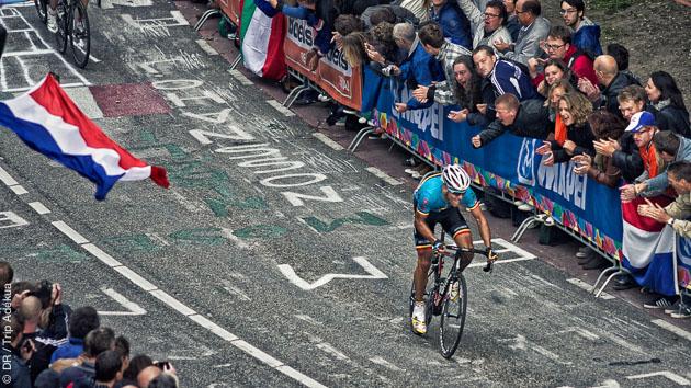 Pendant ce séjour, vous avez l'occasion de suivre la trace des cylcistes professionnels sur l'Amstel Gold Race, aux Pays Bas