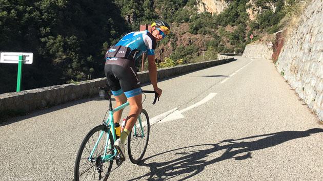 Faire une étape du Tour de France comme un pro