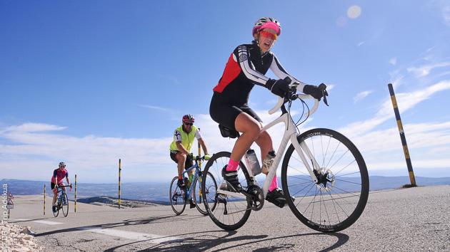 Week end vélo réservé aux femmes sur le Mont Ventoux