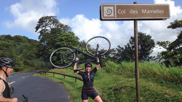 guide vélo en Guadeloupe