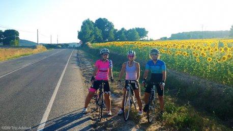 Un séjour cyclo de rêve à Biar en Espagne