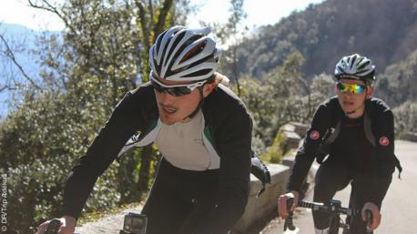 stage de vélo de route en Provence