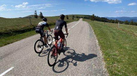 Découvrez les plus beaux cols et routes des Vosges à vélo