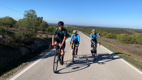 Votre séjour vélo à la découverte des plus belles routes d'Algarve au Portugal