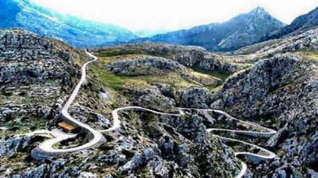 stage vélo de route aux Baléares