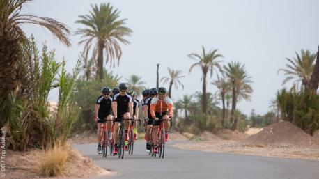 Votre séjour vélo de route pour préparer l'Ironman de Marrakech