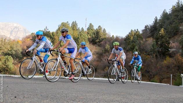 Séjour cycliste avec étapes en Ouzbekistan