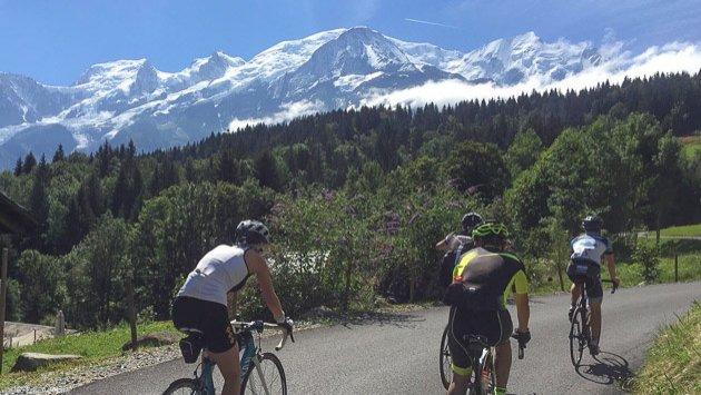 Votre séjour cyclo sur les routes de Haute-Savoie